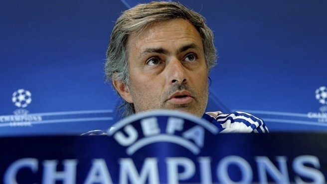 Press conference: Mourinho and Casillas - Real Madrid v Milan