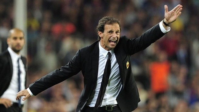 Allegri se muestra optimista