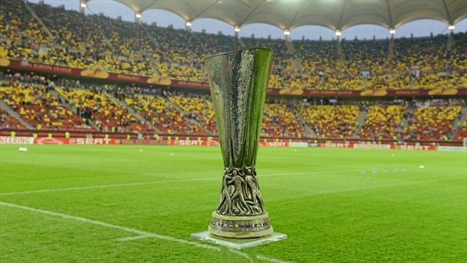Western Union, con la Europa League