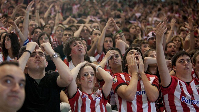 Atlético - Athletic Club reacciones