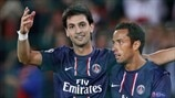 Javier Pastore & Nenê (Paris Saint-Germain FC)