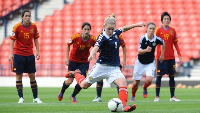 Scotland-Spain: Reacciones