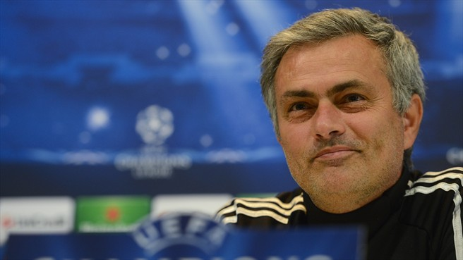 Conferencia de prensa: José Mourinho (Real Madrid)