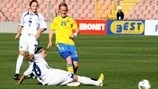 Bosnia and Herzegovina v Sweden