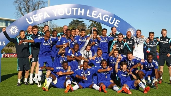 Un gran Chelsea conquista la Youth League