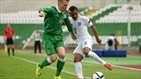 Jay Dasilva (England) & Anthony Scully (Republic of Ireland)
