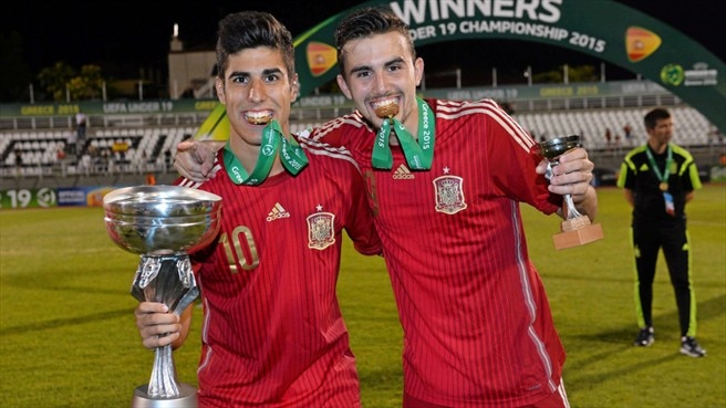 2015: Marco Asensio