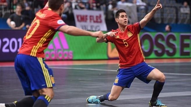 España y Rusia jugarán por el oro