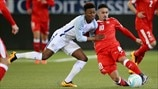Demarai Gray (England) & Musa Araz (Switzerland)