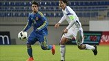 Bosnia and Herzegovina v Ukraine - UEFA European Under-17 Championship 2016