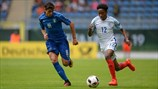 Kyle Walker-Peters (England) & Paolo Ghiglione (Italy)