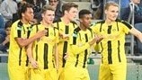 UEFA Youth League: Maccabi Haifa - Dortmund