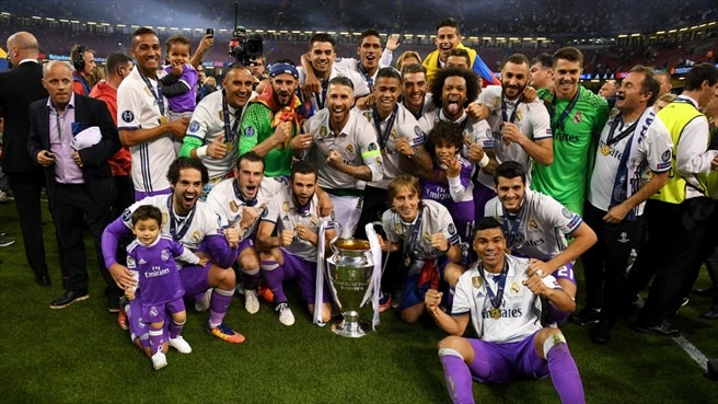 Impone Real Madrid siete récords tras vencer a Juventus
