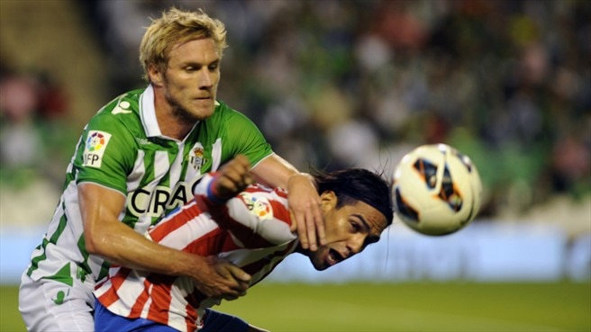 Atlético - Betis, eliminatoria incierta