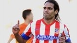 Falcao (Club Atlético de Madrid)
