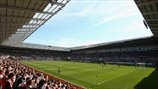 A general view of the Liberty Stadium