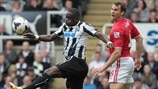 Moussa Sissoko (Newcastle United FC) & Ben Turner (Cardiff City AFC)