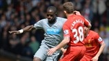 Moussa Sissoko (Newcastle United FC) & Jon Flanagan (Liverpool FC)