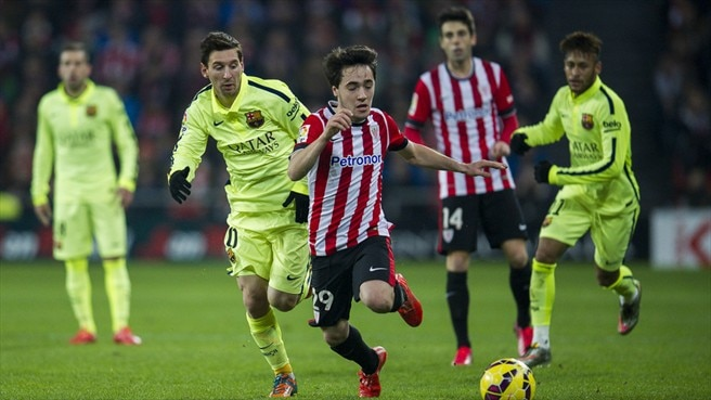 Athletic y Barça, a por la Supercopa