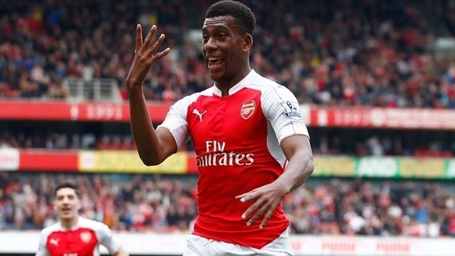 Iwobi y el valor de la Youth League