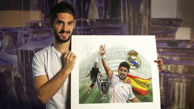 Isco - Real Madrid 2014