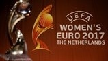 Women's EURO Final Tournament Draw - Pre draw