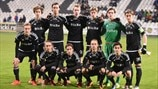 Rosenborg team photo