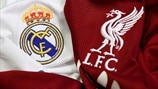 Real Madrid v Liverpool previews