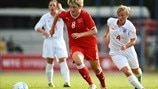 England v Switzerland - UEFA European Womens' Under-19 Championship Semi-Final