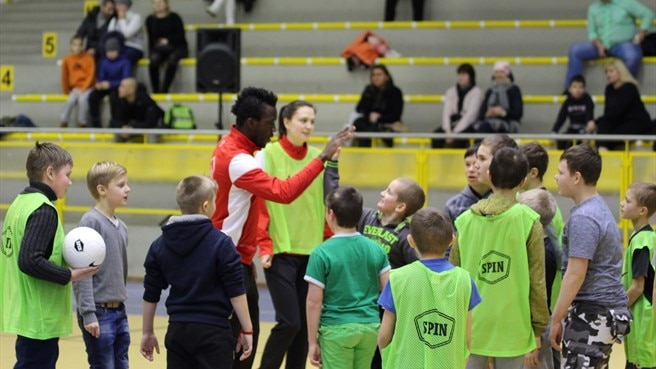 Youth sports programme in Estonia
