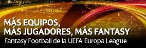 TODO LA UEFA EUROPA LEAGUE ¡! Fantasy
